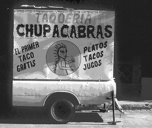 chupacabras food truck
